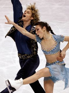 Meryl Davis and Charlie White Best Ice Dancing Costumes - Winter Olympics Couple Ice Skating Costumes - Cosmopolitan