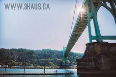Portland, Oregon Engagement Photographer - 3Haus Photographics Portland Oregon, Brooklyn Bridge, Engagement Photography, Travel, Viajes, Traveling, Trips, Tourism, Engagement Pics