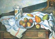 Still Life with Sugar Bowl, Jug and Plate of Fruit