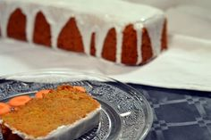Mon Premier Carrot Cake | Le Blog de l'Ornithorynque Chafouin