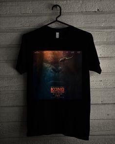 Kaos Kong Skull Island - Bikin Kaos Satuan