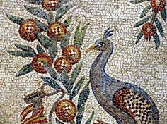Mosaic projects on Helen Miles Mosaics Marble Art, Tile Art, Mosaic Art, Mosaic Glass, Glass Art, Opus Vermiculatum, Ancient Romans, Ancient Art, Mosaic Projects