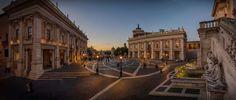 Foto di Marco Sulli. Piazza del Campidoglio.
