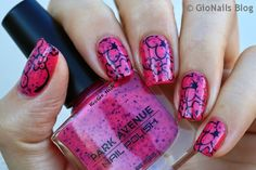 [Pink October] #4: AIS Sunday Stamping & Nailstorming