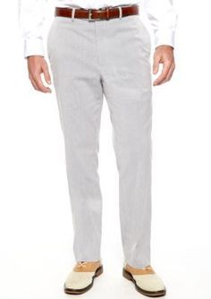 Nautica Men's Classic Fit Pincord Suit Separate Pants - Blue - 30 X 32