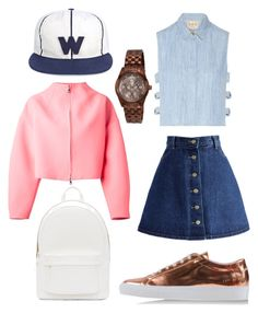 """""""Play Date"""" by ana-samantha on Polyvore featuring Sea, New York, Chicwish, Kenzo, Whistles, Common Projects, PB 0110 and Porsamo Bleu"""