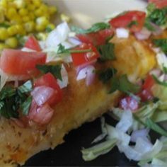 Easy Chicken Enchiladas - Allrecipes.com