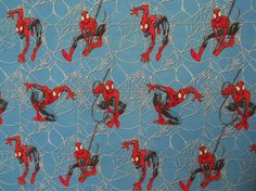 Ultimate Spider-man Twin flat sheet