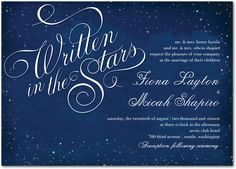 Cute. Our love is one written in the stars xx