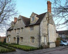 Thame Grammar School, Oxfordshire, England