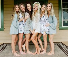 show me your mumu wedding collection: getting ready, bridesmaids, and wedding dresses.: