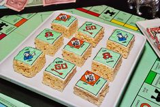 We Heart Parties: Monopoly Theme Party#/0