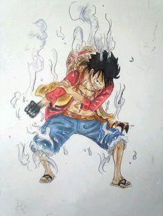蒙其·D·魯夫 モンキー・D・ルフィ Monkey D. Luffy