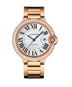 Ballon Bleu de Cartier, 18K Pink Gold, Diamonds Watch Sale, Cartier Watches  Women 0ed02ec172a