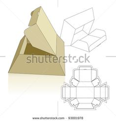 polygon packaging - Google Search