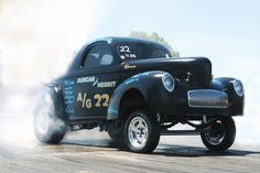 photos of 40/41 willys gassers | For Sale: '41 WILLYS