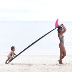 Surf Mom!
