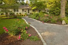 Pathway Edging Walkway and Path Neave Group Outdoor Solutions Wappingers Falls, NY