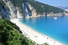 50 Shades of Blue - #Kefalonia #Beaches #50Shadesof