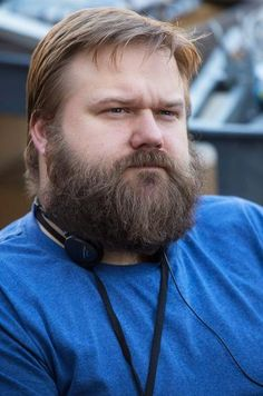 'Fear the Walking Dead' Executive Producer Robert Kirkman on set.