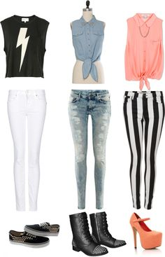 """""""SXSW Outfit"""" by dnicole-1 ❤ liked on Polyvore"""