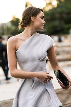 "groovyfashion: "" Street looks at Sydney Fashion Week 2017 "" more like this ♡"