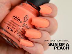 ZigiZtyle: China Glaze Sunsational Collection