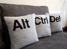 Ctrl, Alt, Del..