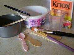 diy glue recipes...even recipes for envelope glue...wow