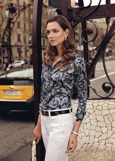 25 melhores imagens de Camisa Social Feminina - Coleção Vive la Vie ... 7cf057b38d216