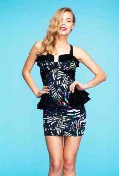 dress Bustier Dress, Peplum Dress, Zulu, Dresses, Fashion, Vestidos, Moda, Fashion Styles, Zulu Language