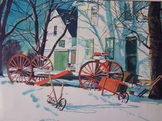 Maine Memories by ThibodeausArtGallery on Etsy https://www.etsy.com/listing/271296444/maine-memories