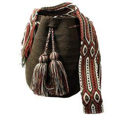 Colombian handmade mochila by aupapier on Etsy, $80.00