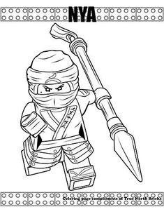 ninjago ausmalbilder zum ausdrucken   lego coloring pages