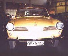 OG | 1962 Volkswagen / VW Type 1 Karmann-Ghia Coupé | Prototype