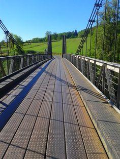 Le pont sur l'Allier . . .! ! !