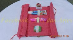 Kit Higiene...By Mix das Artes.