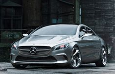 Mercedes-Benz Concept Style Coupe Images
