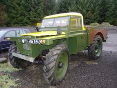 Land Rover Forest