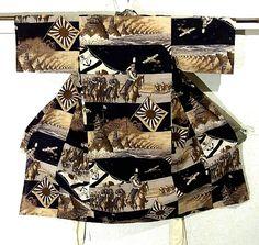 「戦車の柄の着物」VS「アメリカの戦意高揚ドレス」 - ICHIROYAのブログ