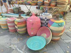 Inca market Mallorca