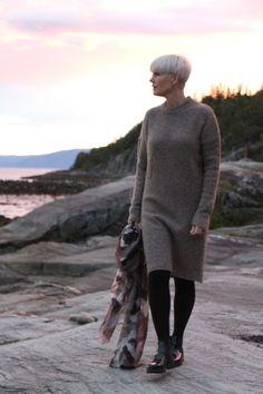 Mathildes verden: Vakker solnedgang