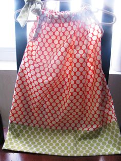 Pillowcase dress Amy Butler by alisplace1 on Etsy, $22.00