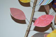 Craft Paper Orgaizer
