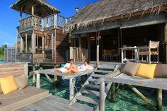 Luxury And Comfort  At Gili Lankanfushi Resort, Maldives