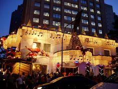 Paulista Avenue 14 - Xmas by Flame-Echidna.deviantart.com on @deviantART