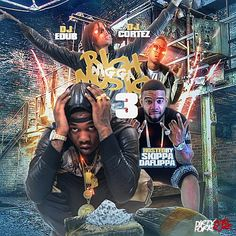 DJ E-Dub and DJ Cortez of the Dirty Fork DJs drop 'Rich Nigga Music 3' hosted by Skippa Da Flippa.  Featured music from Gucci Mane, Soulja Boy, Migos, Rich The Kid, Rico Recklezz, PeeWee Longway, Mykko Montana, and many more mixtape music artists.  This is a free stream and download, so be sure to swing by today!