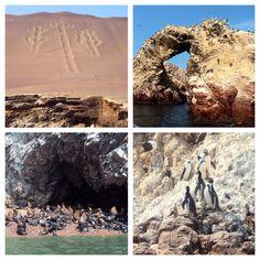 Islas Ballestas - Paracas National Park, Perú
