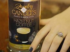 Can't go wrong with a coffee scented candle or tart with your choice of jewelry. .. #jic #candles #tarts #natural #soywax #beautiful #jewelry #obsessed #amazing #candleaddict #jewelrygram #candleporn #jewelryporn #sahm #wahm #lovecandles #coffelover