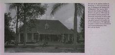 Het huis van de assistent resident in Bandoeng.   Ca 1915